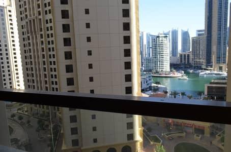 فلیٹ 3 غرف نوم للايجار في جميرا بيتش ريزيدنس، دبي - Vacant Now 3 Bedroom Plus Maid with Sea View