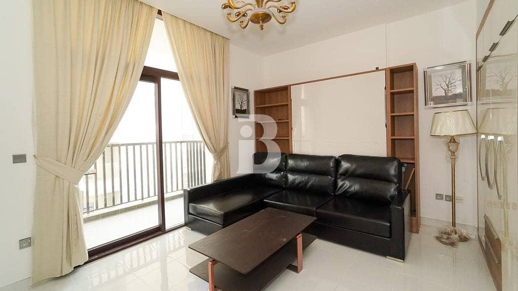 2 Brand New Studio Apartment | GLAMZ - Al Furjan