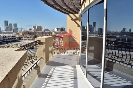 Studio for Rent in Jumeirah Village Circle (JVC), Dubai - Huge Balcony | Community View | Funished Studio Apartment Available for Rent in Multiple Chqs