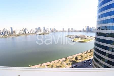 3 Bedroom Apartment for Sale in Al Majaz, Sharjah - Upgraded luxury 3 master bed on mid floor