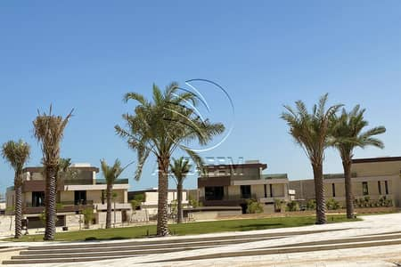 فیلا 4 غرف نوم للبيع في جزيرة السعديات، أبوظبي - Exclusive Community | Private Beach | High Class 4 BR Villa