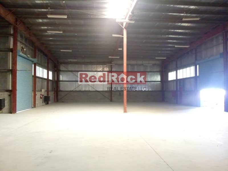 Value for Money 10765 Sqft Warehouse for Sale in DIP