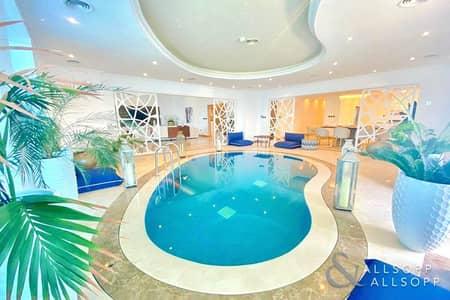 4 Bedroom Flat for Sale in Dubai Marina, Dubai - Half Floor | 4 Beds Penthouse | 360 View
