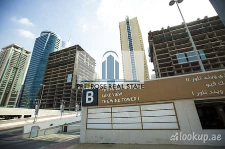 Shop for Rent in Jumeirah Lake Towers (JLT), Dubai - Direct on the Lake | Busy Cluster | Perfect for Bakery/Flower/Coffee Shop