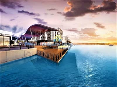 Water's Edge - Yas Island   Brand New 2-bedroom Apartment   Parking and Full Facilities