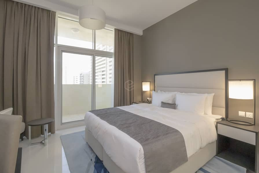Furnished Studio   Investor's Deal   Pool View