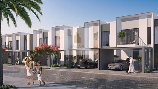3 Bedroom Townhouse for Sale in The Valley, Dubai - The Valley | Eden | Hometown | Dreams | Golden Beach