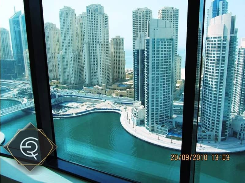 2 Stunning Full Marina View| Specious |High Floor
