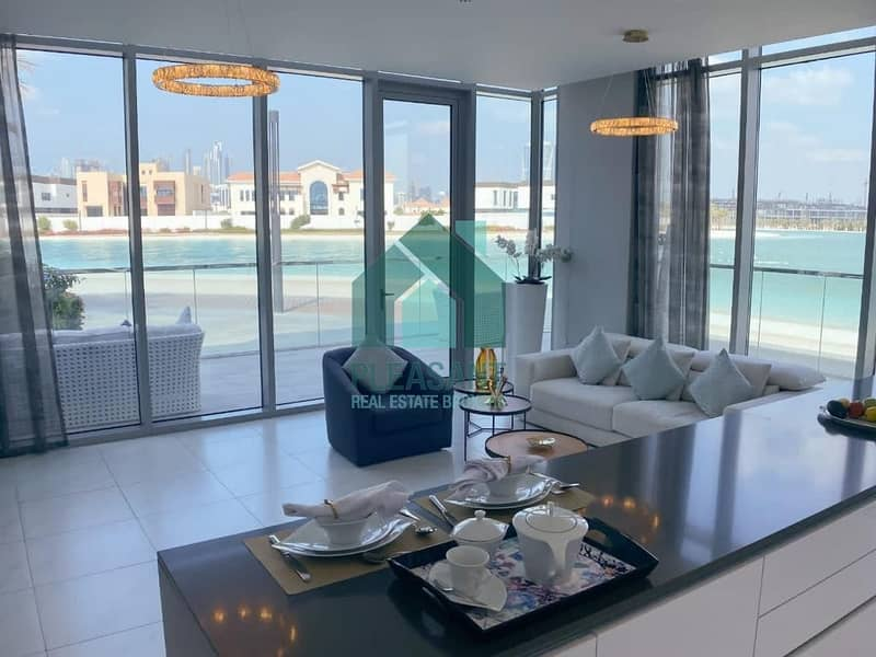 Lagoon Facing Penthouse For Sale In Mohammad Bin Rashid City
