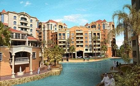 Large 4 Bedroom Penthouse + 2 Parking I Dubai Lagoons I DIP