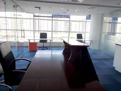 Office for Rent in Sheikh Zayed Road, Dubai - Office For Rent | SZR View | Fully Fitted