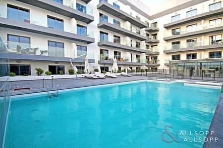 2 Bedroom Flat for Sale in Jumeirah Village Circle (JVC), Dubai - Large Terrace | 2 Bedrooms | Study Room