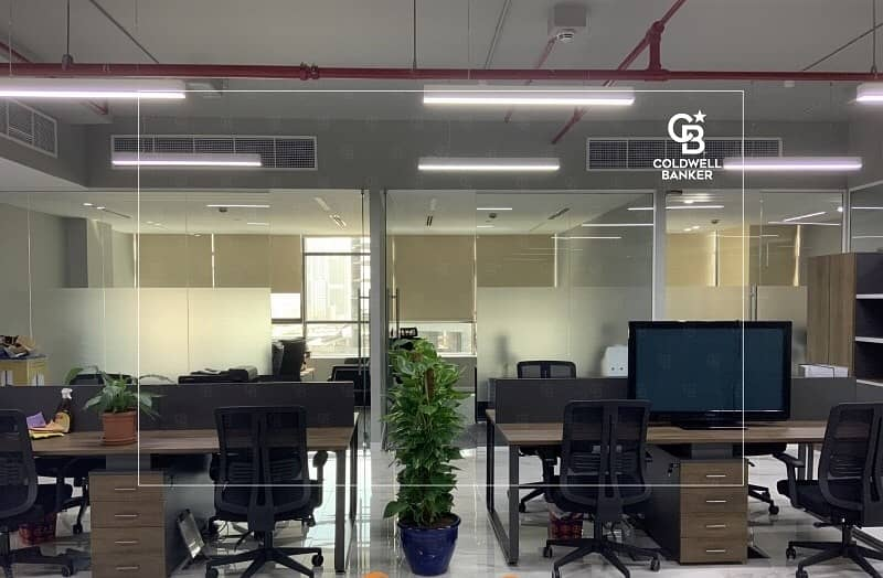 2 Fully Fitted Office for sale in Onyx| Best Fit Out