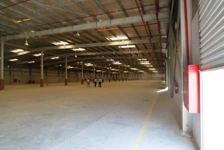 JAFZA South | Vacant Warehouse For Sale| Fitted staff room and Offices
