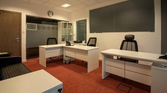 مکتب  للايجار في شارع الشيخ زايد، دبي - Serviced Office Space in at Conrad Business Tower