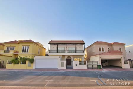 4 Bedroom Villa for Rent in Jumeirah Park, Dubai - Built In 2020 | 4 Beds | High-End Finish