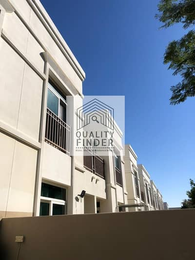 3 Bedroom Villa for Rent in Al Ghadeer, Abu Dhabi - Big Layout And In Good Condition 2+1 TH
