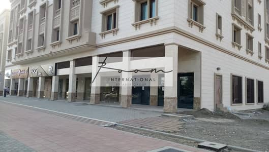 Shop for Rent in Asharej, Al Ain - Brand New | Near Dora Tawam Hospital