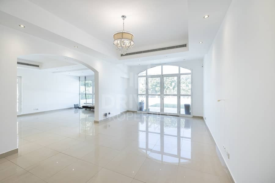 Well-maintained Villa | in Prime Location