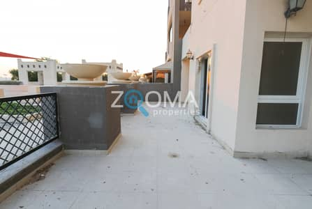 1 Bedroom Flat for Rent in Remraam, Dubai - Podium Floor I Big Size I Big terrace