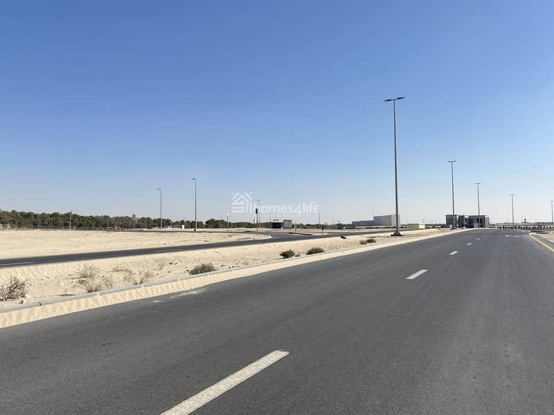 Freehold in Nad AlSheba/3 Years Payment Plan