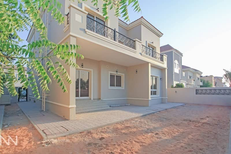 Brand New | Vacant | 5 Bed Villa with Basement