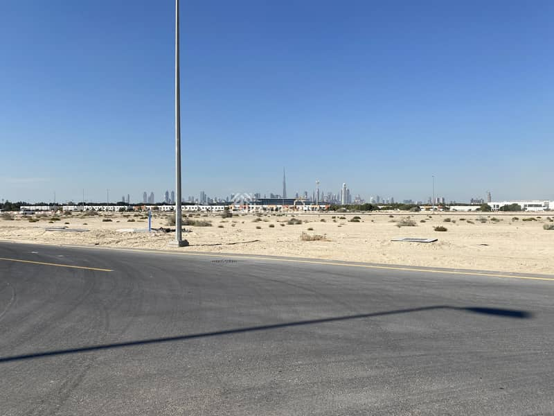 No service Charge/Freehold in Nad AlSheba with Payment Plan