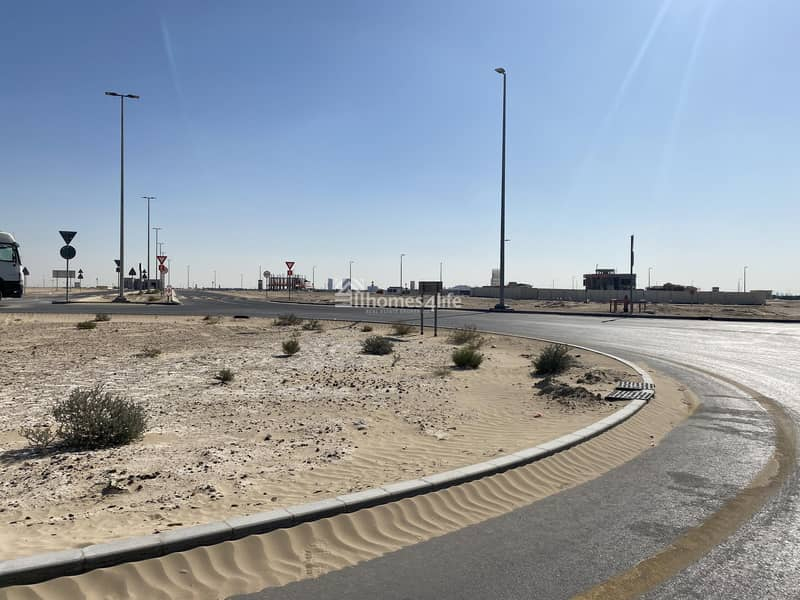 11 No service Charge/Freehold in Nad AlSheba with Payment Plan