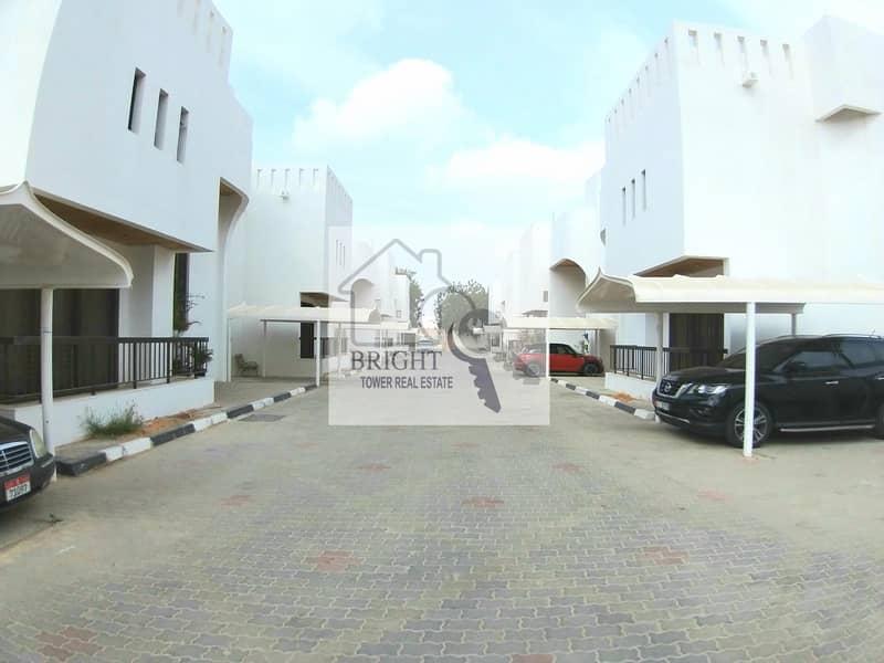 20 Specious 3Bhk Duplex Compound Villa For Rent Kawaitat 75K