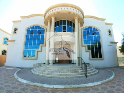 5 Bedroom Villa for Rent in Al Sorooj, Al Ain - Specious 5Bhk Duplex Villa With Front Yard In Sarooj 130K