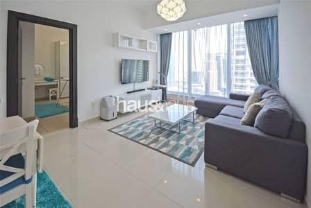 شقة 1 غرفة نوم للايجار في دبي مارينا، دبي - Silverene Tower   Vacant   Amazing Facilities