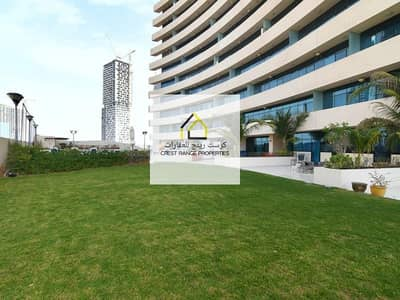 2 Bedroom Flat for Rent in Al Reem Island, Abu Dhabi - Cozy unit w/balcony  community view  Low floor