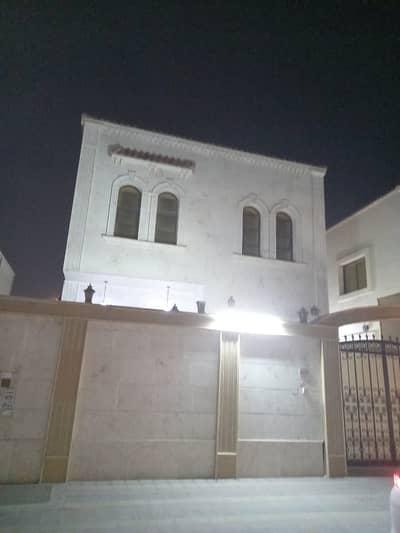 5 Bedroom Villa for Rent in Al Rawda, Ajman - Super Lux finishing villa for rent