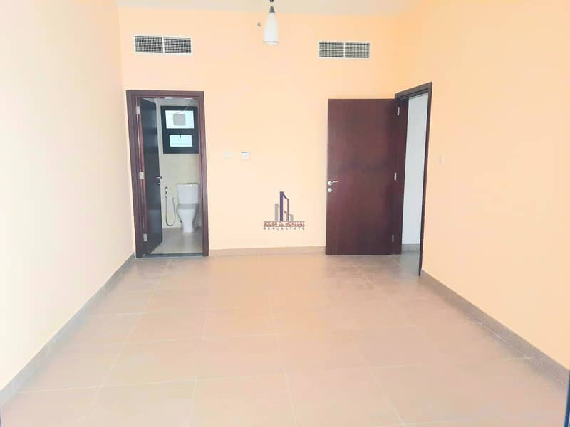 2 No Cash Deposit | 1 Month Extra Specious 1BHK Rent 29K With Parking Balcony in New Muwailih