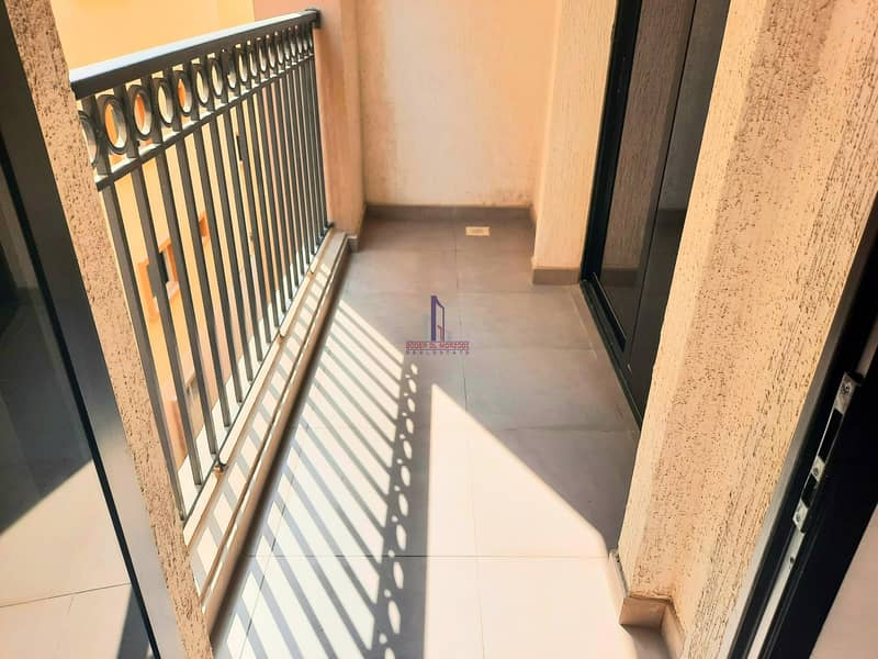 15 No Cash Deposit | 1 Month Extra Specious 1BHK Rent 29K With Parking Balcony in New Muwailih