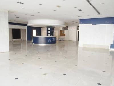 Shop for Rent in Al Wasl, Dubai - showroom for rent in diyafah