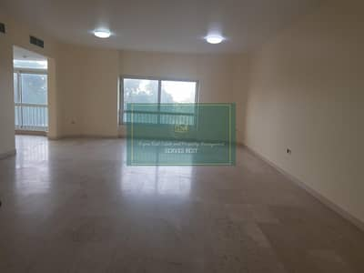 شقة 3 غرف نوم للايجار في شارع الشيخ خليفة بن زايد، أبوظبي - Sea View! Large 3 bed with maidsroom+balcony