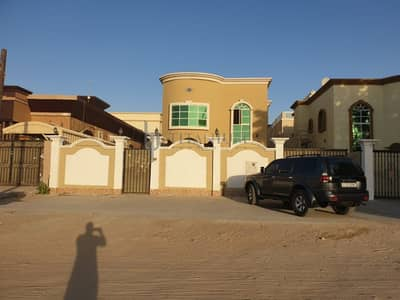 5 Bedroom Villa for Rent in Al Rawda, Ajman - STYLISH  VILLA  5 BEDROOM HALL MAJLIS MAID ROOM   WASHING AREA AL RAWDA//