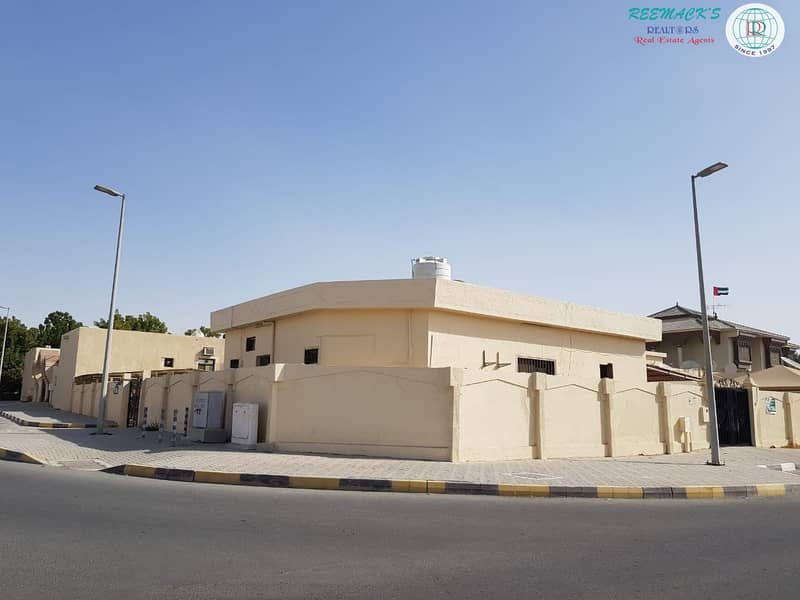 3 B/R VILLA AVAILABLE IN SHAHBA AREA