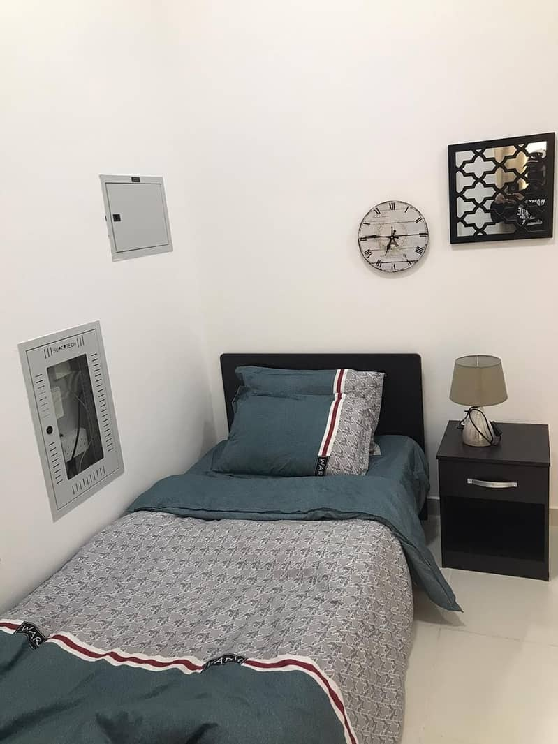 Furnished Studio For Rent in Ajman