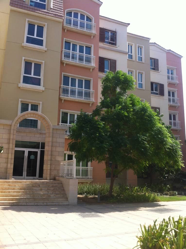 PAY MONTHLY  RENT  STUDIO NEAR TO DISCOVERY GARDENS METRO STATION