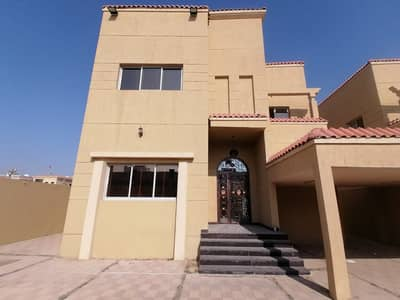 5 Bedroom Villa for Rent in Al Rawda, Ajman - Villa for rent in Ajman, Al-Rawdah, residential and commercial, excellent location, only 85 thousand 0562417250