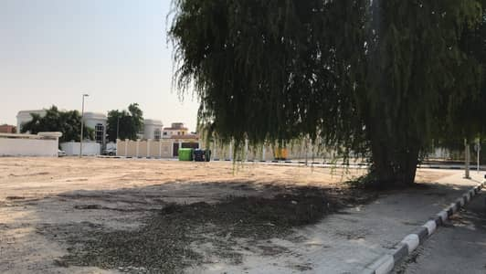 Plot for Sale in Al Jazzat, Sharjah - Residential land corners in al Aljzat
