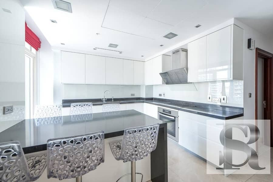 10 Partial Marina View | Half Floor Penthouse  | Fully Maintained