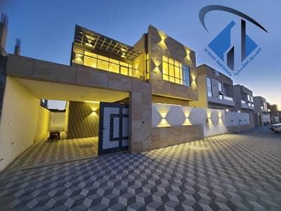 فیلا 5 غرف نوم للبيع في الياسمين، عجمان - فيلا مودرن جديدة رائعة للبيع في عجمان تملك حر لجميع الجنسيات