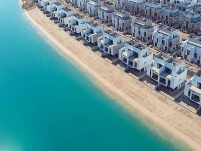 فیلا 4 غرف نوم للبيع في مدينة الشارقة للواجهات المائية، الشارقة - Own 4 Bedroom Villa For Sale in Sharjah | Sea View | Direct  Beach | 5 Years Payment Plan