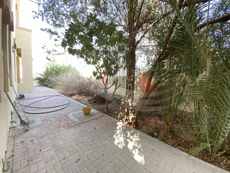 31 Shared Entrance with Common Pool and Private Yard
