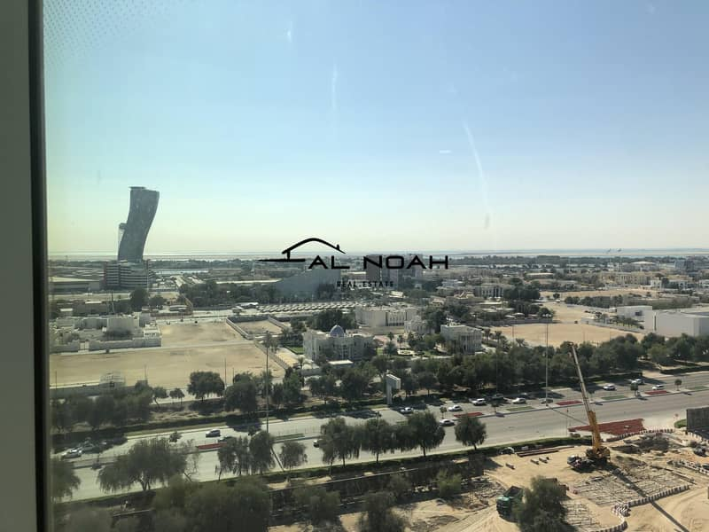 17 2 Bed price between AED 95k to AED 105k subject to floor height