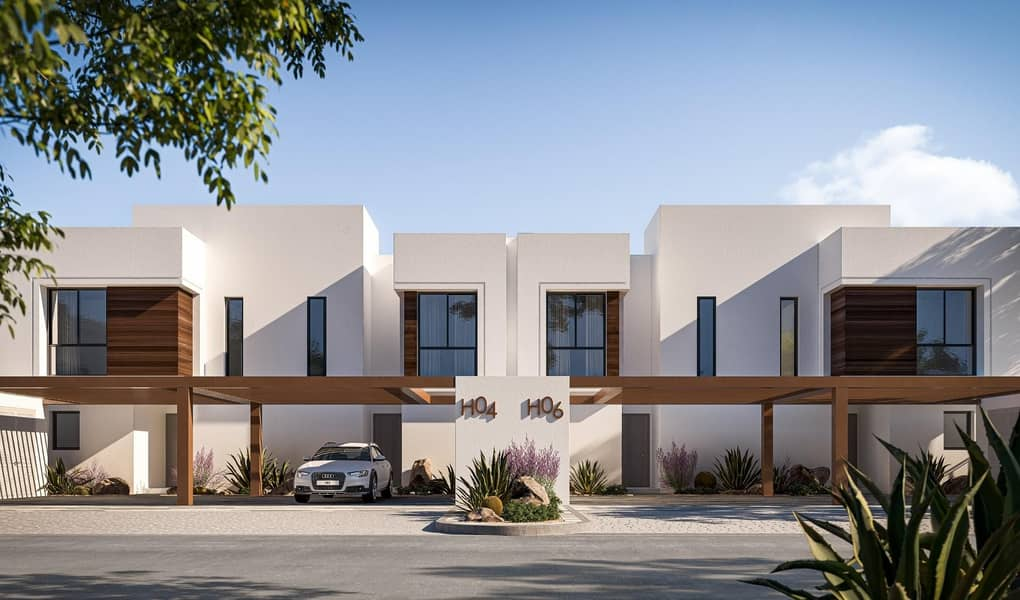 Own 2+M Townhouse in Yas Island Excellent Location