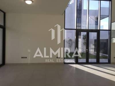 4 Bedroom Villa for Sale in Yas Island, Abu Dhabi - Single Row l Corner 4BR+M Villa l 0 Service Charge l Hot Price